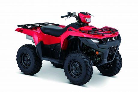 Suzuki KINGQUAD 500X 2021